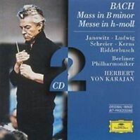 NEW Mass In B Minor (2 CD) (Audio CD)
