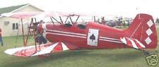PJ-260 Senior Aero Sport Airplane Desktop Kiln Wood Model Large Free Shipping