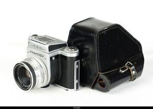 Camera   Praktisix 6x6 With Tessar 2,8/80mm