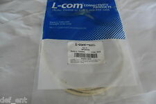 L-Com White 6Ft Cat6 Patch Cable SP24010