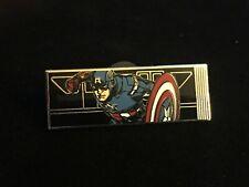 Disney Marvel Avengers Monorail Mystery Set Captain America Pin