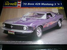 Revell 85-2994 1970 Boss 429 Mustang 2n1 Muscle 1/24 Model Car Mountain FS