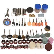 147 Piece Dremel Rotary Tool Accessory Set Fit Dremel Grinding Sanding Polishing