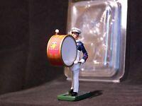 43033 Britains Toy Soldiers US Marine Bass Drummer 2006