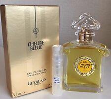 Guerlain L'heure Bleue - Eau De Parfum 5ml Sample Spray