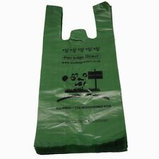 Poo Bags Direct - Strong Large 100 Biodegradable No Nonsense Dog Poop Bags 200