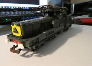 Jouef HO BB 13001 Locomotive Electrique - Vert (842)