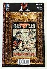 Multiversity Mastermen #1 - DC Comics - Grant Morrision