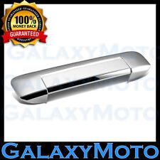 05-15 TOYOTA TACOMA Chrome Tailgate handle no keyhole no Camera hole Cover 2015