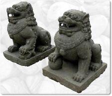 Gartenfiguren & -skulpturen mit Löwen-Motiv aus Stein