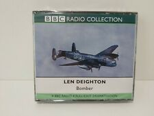 Bomber BBC Radio Collection Len Deighton CD-Audio Book NEW SEALED