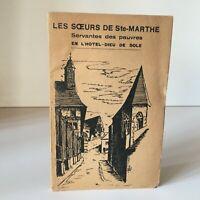 Las Hermanas Hospital De Sainte-Marthe con Trenza Las Pobre Dole 1932
