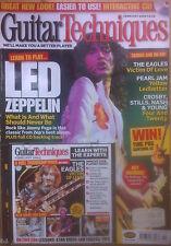 Guitar techniques magazine & cd: février 2005