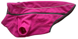 Ruffwear Climate Changer Dog Fleece Pullover Pink Size Small