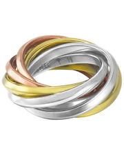 New JOOP! Tri-color Ring DesignerLadies Jewellery RRP £149