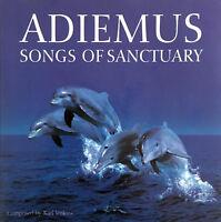 Adiemus CD Songs Of Sanctuary - France (EX+/EX+)