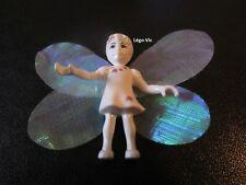 Lego Belville Figure Fairy White Flower + Wings Fée Blanc fleur+ ailes du 5827