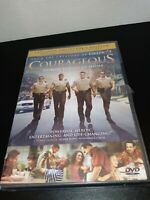 Courageous DVD. Exclusive collectors edition. Brand new and sealed!. Ships fast!