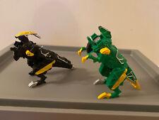 Power Rangers Kyoryuger Zord DX Parasagun Zakutor Zakutoru set Bandai Japan F/S