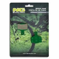 Pad, Brake bicycle, organic NG Brake Disc HOPE TECH EVO M4