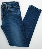 Abercrombie & Fitch Mens Blue Jeans Skinny Stretch Med Wash Size 29 x 30