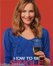 Leslie Mann How to Be Single Autographed Signed 8x10 Photo COA #1