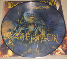 Iron Maiden: 12'' U.K.Import picture disc (live after death) PROMO only