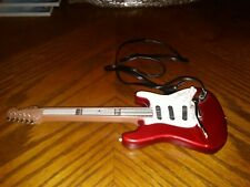 Fender Candy Apple Red Mini Guitar Replica Collectible