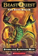 Sting the Scorpion Man (Dark Realm: The Beast Ques
