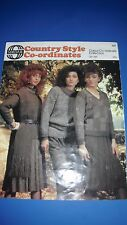 Sirdar Women's Mixed Lot Knitting Pattern 137