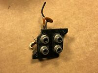 Marantz 2500 REAR RCA JACK SET OF 4 - Vintage Monster Receiver parts (Qty Avail)