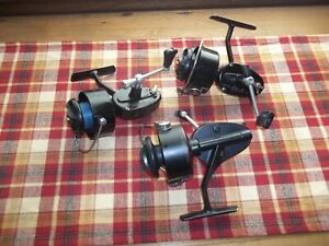 Lot Mitchell 300 Spinning Reels Total of 3 Very Good Condition