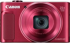 Camara fotos canon PowerShot Sx620 hs red
