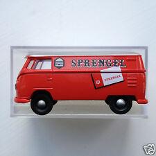 Brekina 3261 1:87 HO scale 1960's Volkswagen Transporter Van - Sprengel