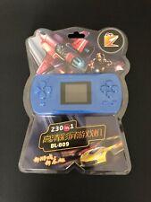 NEW Sirrah Portable Classic Video Game 230 in 1 Nintendo - BLUE - Iron Man