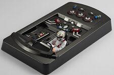 1/10 INTERIOR COCKPIT DRIVER Front Engine w/ Nitrous & Speakes For Car Bodies
