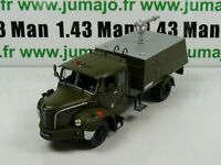 VMF4B militaires Français DIREKT IXO 1/43 BERLIET Sides GLC 28 pompe incendie