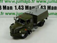 VMF4B militaires Français DIREKT IXO 1/43 BERLIET Sides GLC 28 pompe incendie