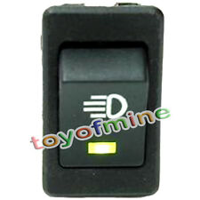 12V 35A Universal Car Fog Light Rocker Switch LED Dash Dashboard 4Pins new