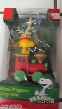 Peanuts Woodstock Christmas Mini Figure Clip On Collectible Charlie Brown NEW