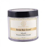 Khadi Natural Herbal Protein Hair Cream, 100gm Free Shipping