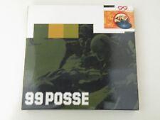 99 POSSE- LA VIDA QUE VENDRA' - RARO PROMO BOX CD + FOTOGRAFIA - NM/EX-