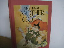 Real Mother Goose/ hardback/1992/ Blanche Fisher Wright