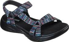 NEW NIB Womens Skechers On the GO 600 Electric Active Sandal Sz 7 or 8 FREE SHIP