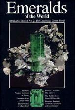 Emeralds of the World ExtraLapis Eng No.2 Legendary Green Beryl Gem RARE GEMS