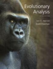 Evolutionary Analysis by Scott Freeman and Jon C. Herron (2013, 5th Ed) *PDF*