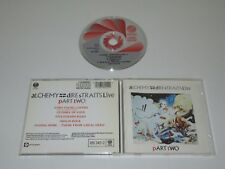 DIRE STRAITS/ALCHEMY DIRE STRAITS LIVE PART TWO(VERTIGO 818245-2) CD ALBUM
