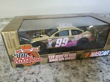 Racing Champions 1999 Nascar Gold #99 Jeff Burton Exide Ford 1:24 Scale