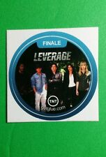 "LEVERAGE FINALE CAST GROUP PHOTO SMALL 1.5"" TV GETGLUE GET GLUE STICKER"
