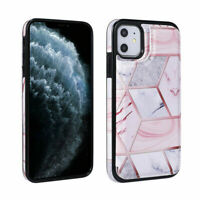 Case For Samsung s8 s9 s10 s20 Ultra Marble Leather Flip Wallet Card Stand Cover